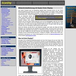 Testbericht: Quato iColor Display 3 + DTP94 - Software und Kolorimeter zur Monitorkalibration (Quato SilverHaze Pro)