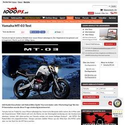Testbericht: Yamaha MT-03 Test, Technische Daten, Preis, Gebraucht