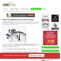 8 outils pour tester la rapidité de votre site web