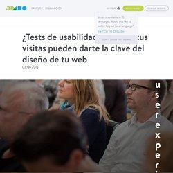 Tests de usabilidad: cómo hacerlos tú mismo - Jimdo
