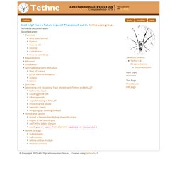 Tethne 0.8 Documentation — tethne 0.8 documentation