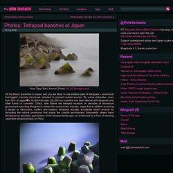 Photos: Tetrapod beaches of Japan ~ Pink Tentacle - StumbleUpon