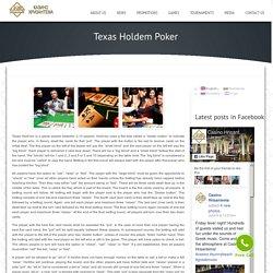 Texas Holdem Poker Sunny Beach
