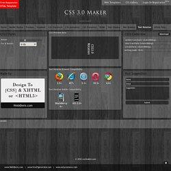CSS 3.0 Text Rotation