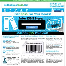 Sell Books Online | Sell Back Your Book