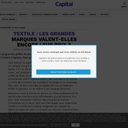 Textile : les grandes marques valent-elles encore leur prix ?