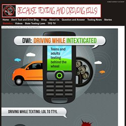 Texting and Driving Statistics