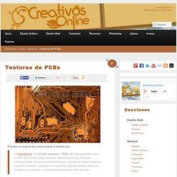 Texturas de PCBs