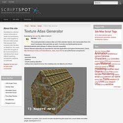 Texture Atlas Generator