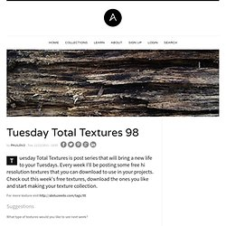Tuesday Total Textures 98