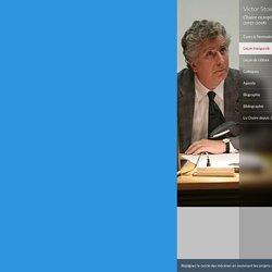 Textes, textures, images - Chaire européenne (2017-2018) - Victor Stoichita - Collège de France - 25 janvier 2018 18:00