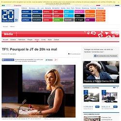 TF1: Pourquoi le JT de 20h va mal