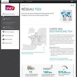 TGV - Réseau TGV