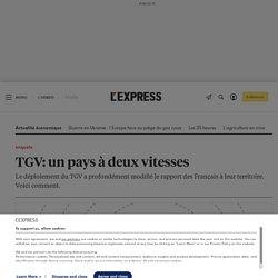 TGV: un pays à deux vitesses