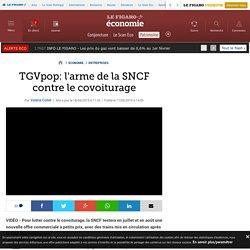 TGVpop: l'arme de la SNCF contre le covoiturage