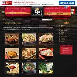 Thai Kitchen - Recipes