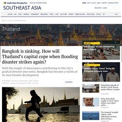 40% of Bankok Submerged