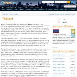 Thailand Travel Blogs, Photos and Forum