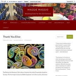 Thank You Elise - Maggie Maggio