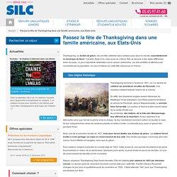 Thanksgiving aux Etats-Unis, fête américaine en famille