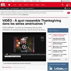 VIDÉO - À quoi ressemble Thanksgiving dans les séries américaines ?