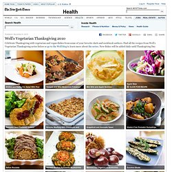 Well's Vegetarian Thanksgiving - Interactive Feature