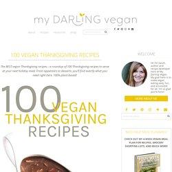 100 Vegan Thanksgiving Recipes