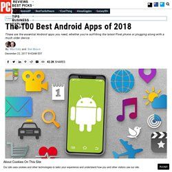 The 100 Best Android Apps of 2017