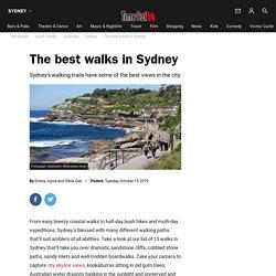 The 13 best walks in Sydney