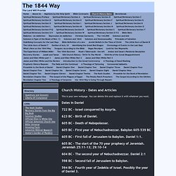 The 1844 Way