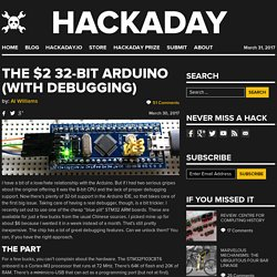 The $2 32-Bit Arduino (with Debugging)