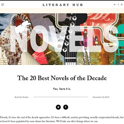 The 20 Best Novels of the Decade