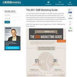 The 2011 B2B Marketing Guide
