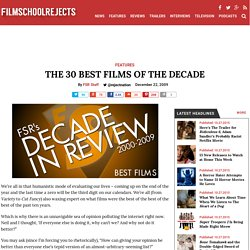 The 30 Best Films of the Decade - Part 3