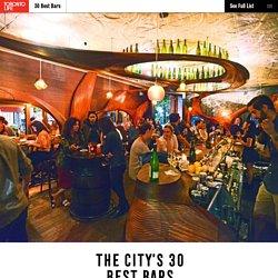 The 30 Best Toronto Bars