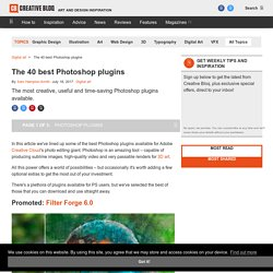 The 47 best Photoshop plugins