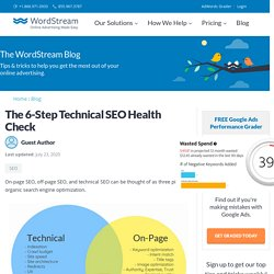 The 6-Step Technical SEO Audit