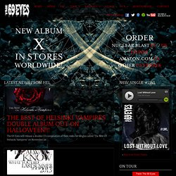 The 69 Eyes † Official website
