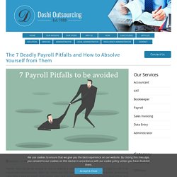 7 Common Payroll Mistakes And How to Avoid Them