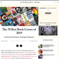 The 78 Best Book Covers of 2019