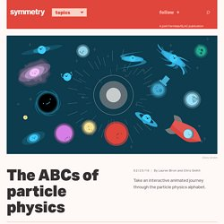 The ABCs of Particle Physics: Y-Z