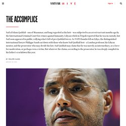 The Accomplice | Politics