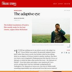The adaptive eye
