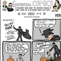 The Adventures of Fallacy Man