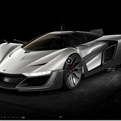 THE AEROGT, THE BELL & ROSS AEROPLANE-CAR