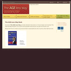 The AGE-less Way Book