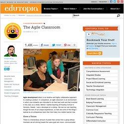 The Agile Classroom