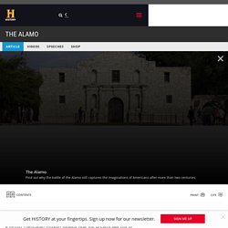 The Alamo - Facts & Summary