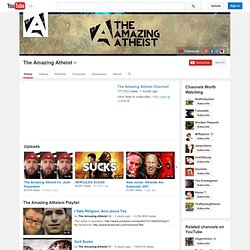 TheAmazingAtheist's Channel