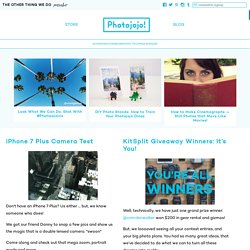 The Amazing Photojojo Archives